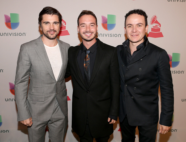 MGM Grand Garden Arena「15th Annual Latin GRAMMY Awards - Green Carpet」:写真・画像(15)[壁紙.com]
