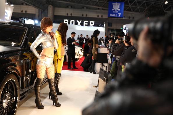 Tokyo Auto Salon「Tokyo Auto Salon 2014」:写真・画像(10)[壁紙.com]