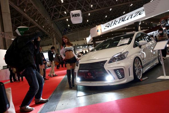 Tokyo Auto Salon「Tokyo Auto Salon 2014」:写真・画像(8)[壁紙.com]