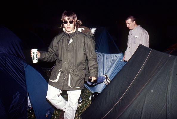 Glastonbury Festival「Liam Gallagher」:写真・画像(15)[壁紙.com]