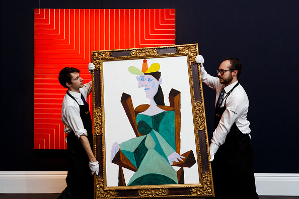 Art「Masterpieces From The Taubman Collection At Sotheby's」:写真・画像(6)[壁紙.com]
