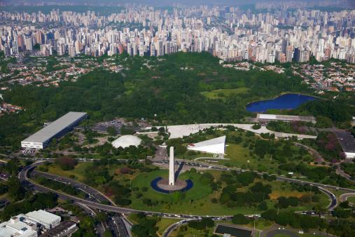 Avenue「Ibirapuera Park in Sao Paulo」:スマホ壁紙(10)