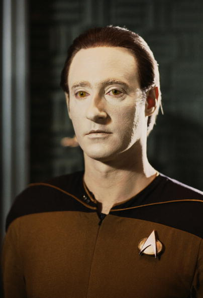 Data「Actor Brent Spiner as Star Trek's Commander Data」:写真・画像(1)[壁紙.com]