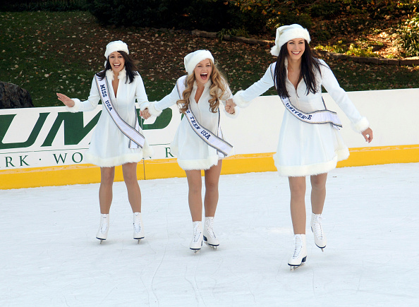 Sash「Miss USA, Miss Universe & Miss Teen USA In Central Park」:写真・画像(10)[壁紙.com]