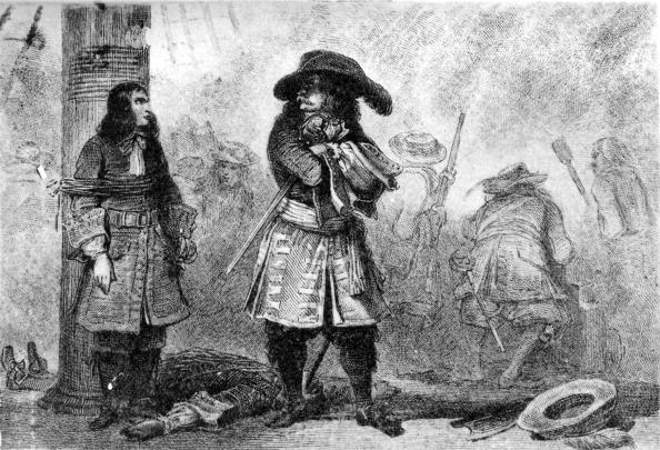 17th Century「Jean Bart and his son」:写真・画像(10)[壁紙.com]