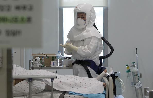 South Korea「South Korea Continues To Handle MERS Outbreak」:写真・画像(16)[壁紙.com]