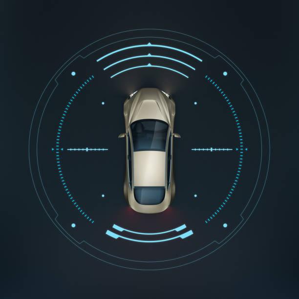 Smart car rs topview - illustration:スマホ壁紙(壁紙.com)