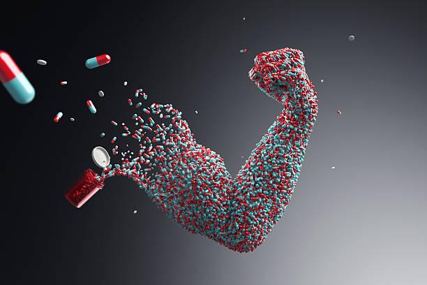 Pills shaping muscle arm:スマホ壁紙(壁紙.com)