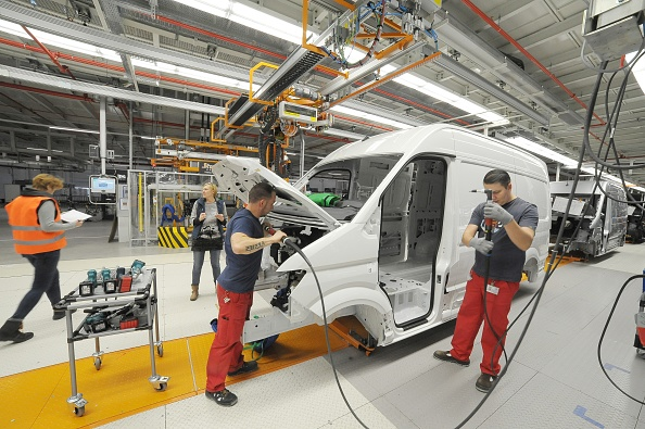 New「Volkswagen factory in Wrzesnia, Poland」:写真・画像(16)[壁紙.com]