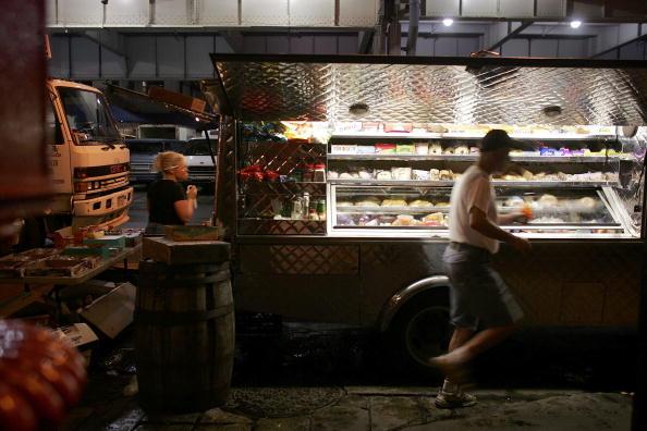 Market - Retail Space「Historic Fulton Fish Market Slated To Move」:写真・画像(19)[壁紙.com]