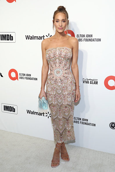 Blue Purse「IMDb LIVE Presented By M&M'S At The Elton John AIDS Foundation Academy Awards Viewing Party」:写真・画像(6)[壁紙.com]