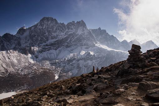 Khumbu「The view from Gokyo Ri, Everest Base Camp via Gokyo Trek, Nepal」:スマホ壁紙(6)