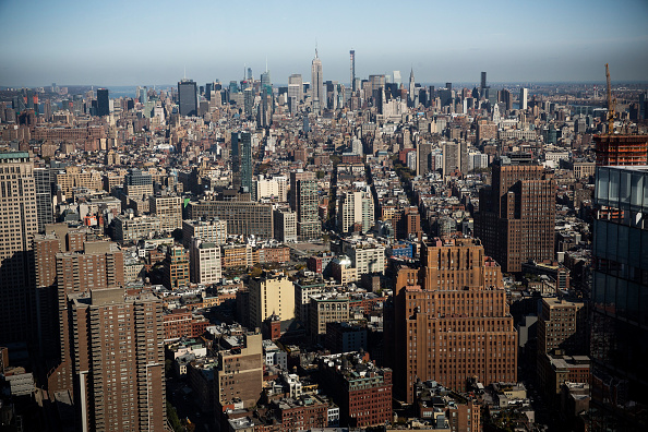 風景「First Tenant Conde Nast Moves Into New World Trade Center」:写真・画像(2)[壁紙.com]