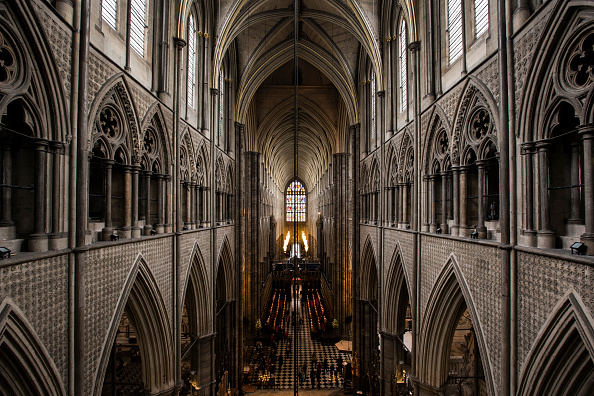 Westminster Abbey「Artefacts Decanted From The Triforium At Westminster Abbey Ahead Of Renovations」:写真・画像(4)[壁紙.com]