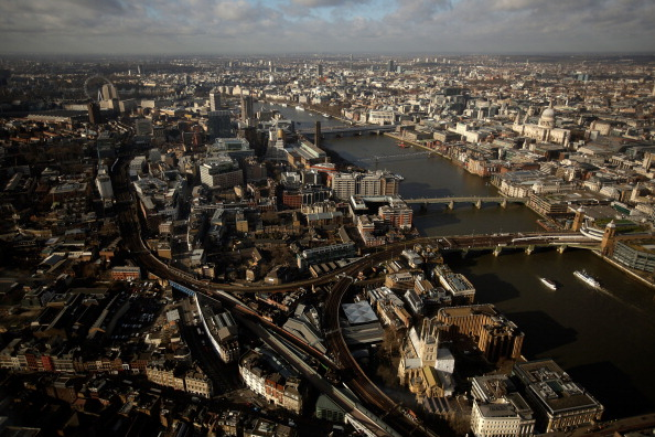 Urban Skyline「London Creating 80% Of The Private Sector Jobs In The UK」:写真・画像(16)[壁紙.com]