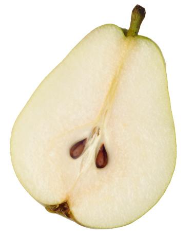 Pear「Half of a Pear with Seeds」:スマホ壁紙(10)