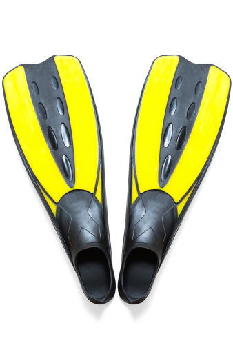 Snorkeling「Scuba diving fins, flippers」:スマホ壁紙(9)