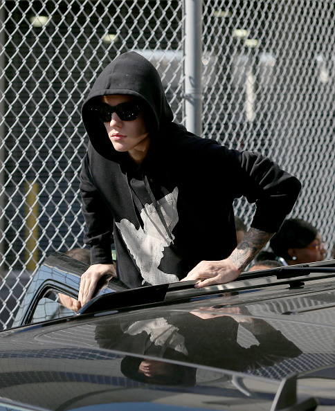 Drunk Driving「Justin Bieber Arrested In Miami Beach」:写真・画像(6)[壁紙.com]