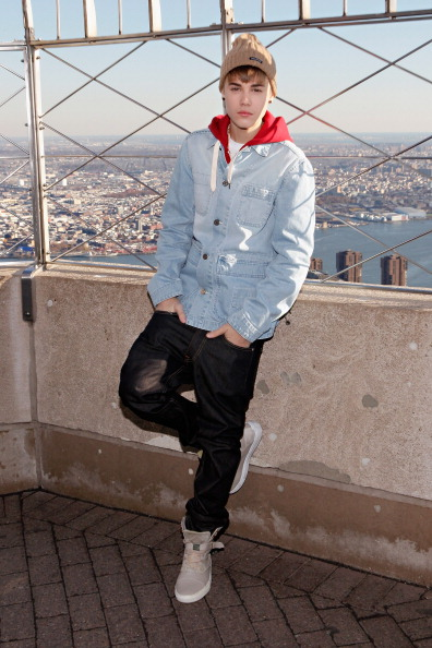 Empire State Building「Justin Bieber Lights The Empire State Building」:写真・画像(14)[壁紙.com]