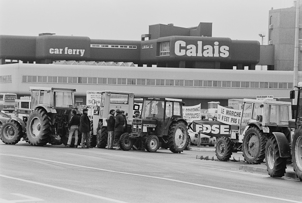 Calais「Stopping British Exported Meat」:写真・画像(9)[壁紙.com]