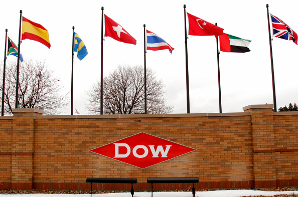 Dow Jones Industrial Average「Dow Chemical Fires Two Top Executives For Unauthorized Buyout Talks」:写真・画像(5)[壁紙.com]