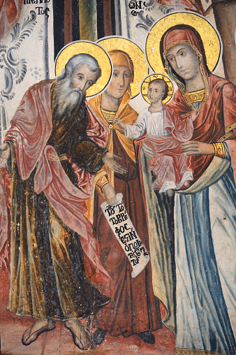 Mt Athos Monastic Republic「Greece, Chalkidiki, Mount Athos peninsula, listed as World Heritage, Iviron monastery」:スマホ壁紙(7)