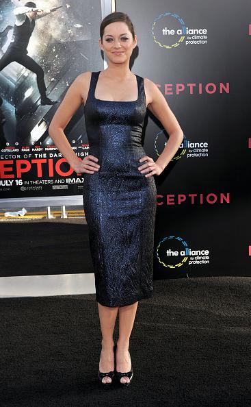 """Pencil Dress「Premiere Of Warner Bros. """"Inception"""" - Arrivals」:写真・画像(12)[壁紙.com]"""