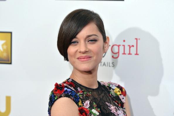 Cap Sleeve「18th Annual Critics' Choice Movie Awards - Arrivals」:写真・画像(6)[壁紙.com]