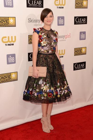 Cap Sleeve「18th Annual Critics' Choice Movie Awards - Arrivals」:写真・画像(9)[壁紙.com]