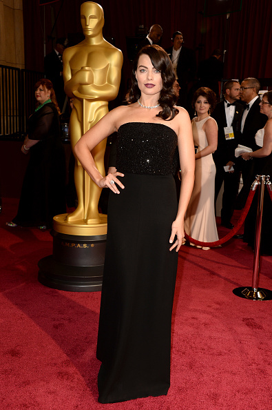 Brown Hair「86th Annual Academy Awards - Arrivals」:写真・画像(3)[壁紙.com]