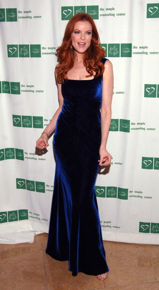 Phil McCarten「Marcia Cross arrives at Crystal Ball」:写真・画像(11)[壁紙.com]