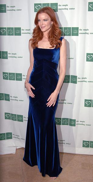 Phil McCarten「Marcia Cross arrives at Crystal Ball」:写真・画像(9)[壁紙.com]