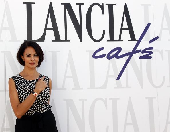 Wristwatch「Celebrities At The Lancia Cafe - September 2, 2011」:写真・画像(12)[壁紙.com]