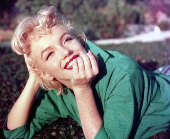 Color Image「Marilyn Portrait」:写真・画像(10)[壁紙.com]