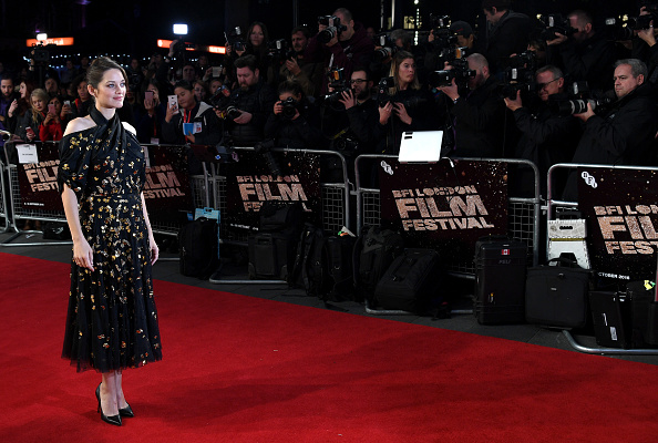 Christian Dior Shoe「'It's Only The End Of The World' - BFI Flare Special Presentation - 60th BFI London Film Festival」:写真・画像(15)[壁紙.com]
