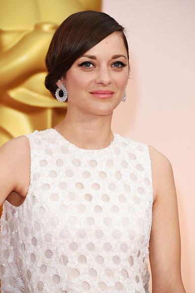 ダイヤモンドイヤリング「87th Annual Academy Awards - Arrivals」:写真・画像(6)[壁紙.com]