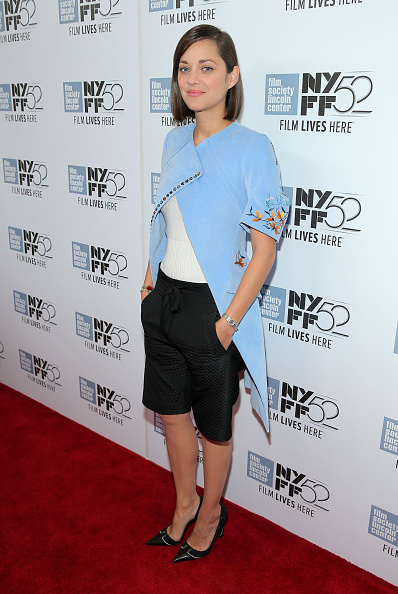 "Bermuda Shorts「""Two Days, One Night"" Premiere - 52nd New York Film Festival」:写真・画像(16)[壁紙.com]"