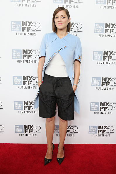 "Black Shoe「""Two Days, One Night"" Premiere - 52nd New York Film Festival」:写真・画像(3)[壁紙.com]"