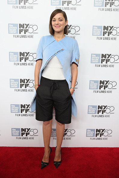 "Alice Tully Hall「""Two Days, One Night"" Premiere - 52nd New York Film Festival」:写真・画像(17)[壁紙.com]"