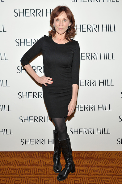 D Dipasupil「Sherri Hill - Backstage - Fall 2016 New York Fashion Week: The Shows」:写真・画像(5)[壁紙.com]