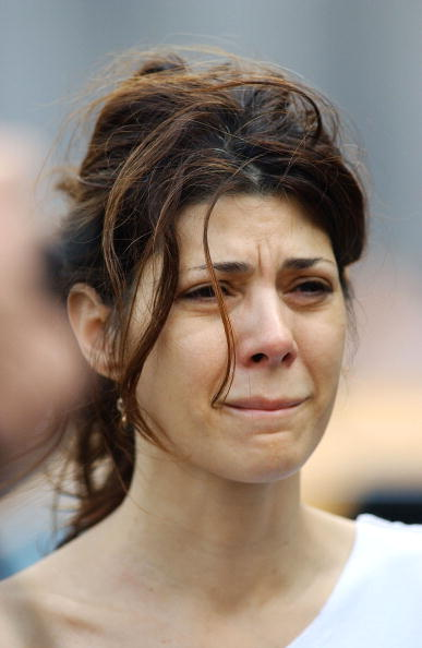 式典「Marisa Tomei Attends Mass at Union Square」:写真・画像(7)[壁紙.com]