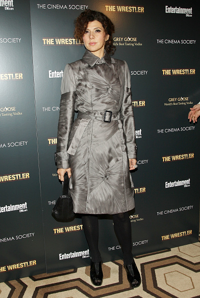 "Print Collector「The Cinema Society & Entertainment Weekly Host ""The Wrestler"" Screening」:写真・画像(2)[壁紙.com]"