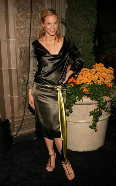 Sleeved Dress「ESCADA Grand-Reopening Event - Arrivals」:写真・画像(16)[壁紙.com]