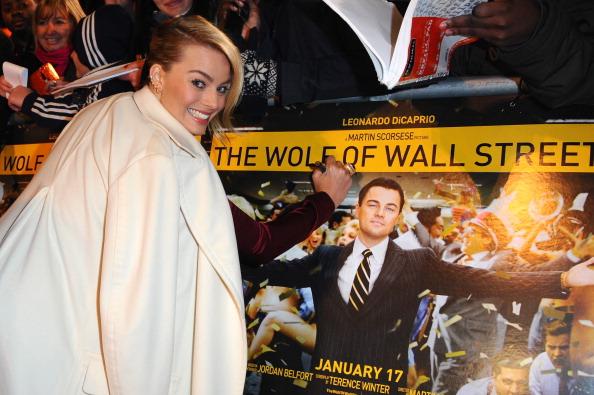 The Wolf of Wall Street「The Wolf of Wall Street UK Premiere」:写真・画像(1)[壁紙.com]