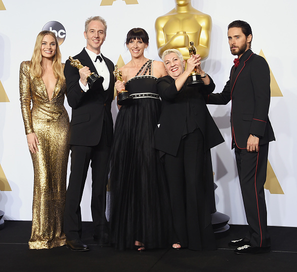 Best Makeup and Hairstyling「88th Annual Academy Awards - Press Room」:写真・画像(3)[壁紙.com]