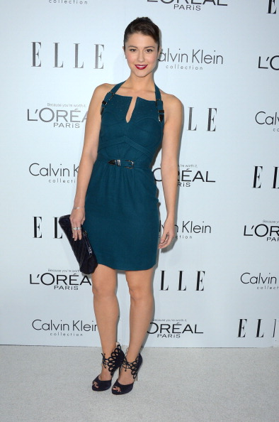 Halter Top「19th Annual ELLE Women In Hollywood Celebration - Arrivals」:写真・画像(13)[壁紙.com]