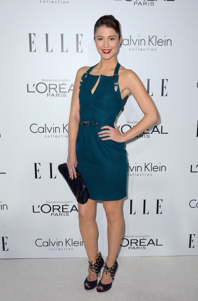 Halter Top「19th Annual ELLE Women In Hollywood Celebration - Arrivals」:写真・画像(12)[壁紙.com]