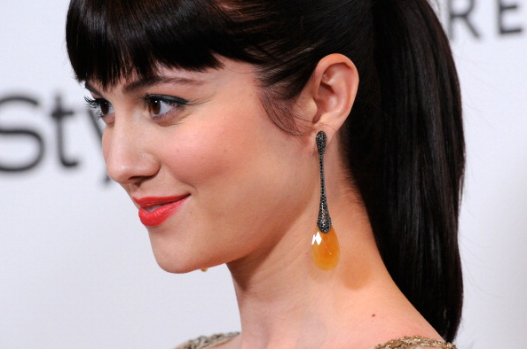 """Bangs「Forevermark And InStyle's """"A Promise Of Beauty And Brilliance"""" Golden Globe Awards Event」:写真・画像(14)[壁紙.com]"""