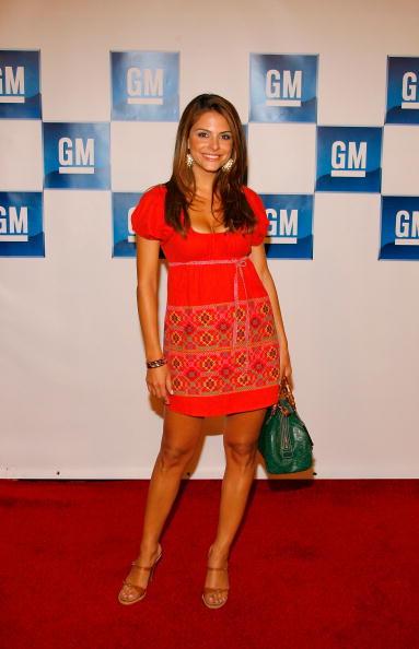 Baby Doll Dress「3rd Annual GM All-Car Showdown - Arrivals」:写真・画像(7)[壁紙.com]