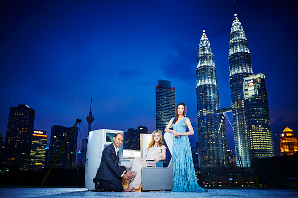 British Airways「Michelle Yeoh, Jimmy Choo and Georgia May Jagger Launch British Airways Daily Services to Malaysia」:写真・画像(6)[壁紙.com]